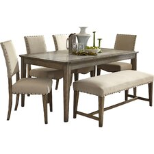 Weatherford Leg Dining Table