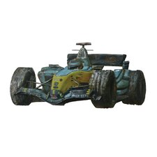 Rustic Racer Wall Decor