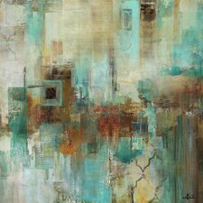 Alluring Abstract I Painting Print on Wrapped Canvas