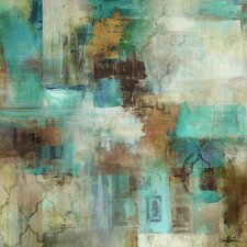 Alluring Abstract II Painting Print on Wrapped Canvas