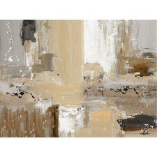 Revealed Artwork Laura Ann Painting Print on Wrapped Canvas