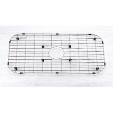 """28"""" x 14"""" Sink Grid with Rubber Feet"""