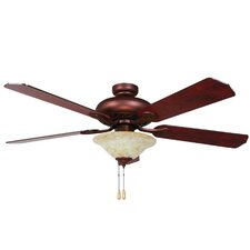 """52"""" Whitney 5 Blade Ceiling Fan"""