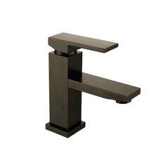 Single Hole Lavatory Faucet with Single Handle
