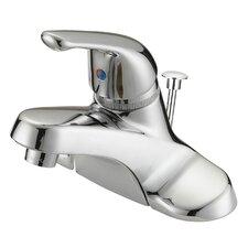 One Handle Centerset Bathroom Faucet