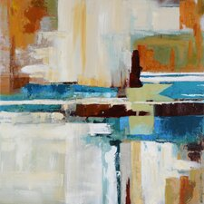 Revealed Artwork Rhapsody Painting Print on Wrapped Canvas