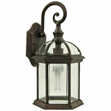 Anita 1 Light Outdoor Wall Lantern