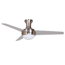 "48"" Adalyn 3 Blade Ceiling Fan with Remote"