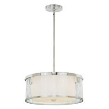 Vilo 3 Light Pendant Light