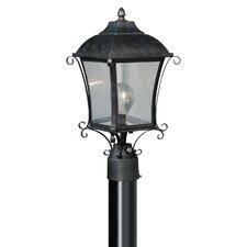 Sonnet 1 Light Outdoor Post Light