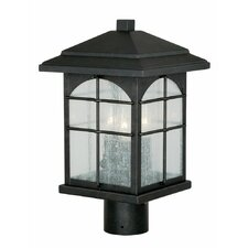 Bembridge 3 Light Outdoor Post Light