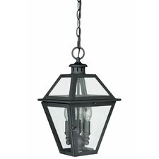 Nottingham 3 Light Outdoor Hanging Lantern