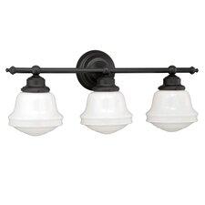 Huntley 3 Light Vanity Light