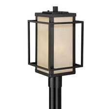 Hyde Park 1 Light Outdoor Post Light