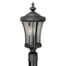 Hanover 1 Light Post Light