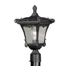 Castile 1 Light Outdoor Post Light