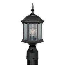 Kingston 1 Light Outdoor Post Light