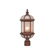 Chateau 1 Light Outdoor Post Light