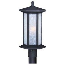 Halsted 1 Light Outdoor Post Light