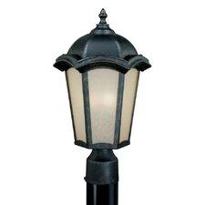 Chloe 3 Light Outdoor Post Light