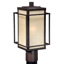 Robie 1 Light Outdoor Post Lantern