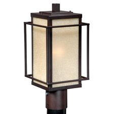 Robie 1 Light Outdoor Post Light