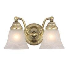 Standford 2 Light Vanity Light
