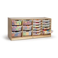 18 Compartment Cubby