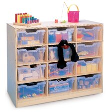 Gratnell 12 Compartment Cubby