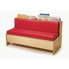 Comfy Reading Center Kid's Club Chair