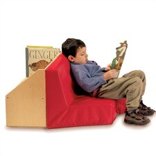 Reading Nook Kids Sofa with Storage Compartment