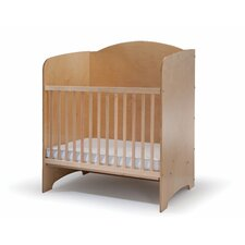 Privacy Infant Convertible Crib	with Mattress