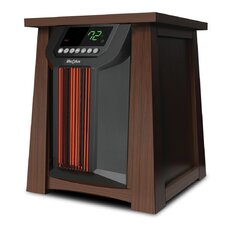 Lifelux 1500 Watts Infrared Heater with Oscillation and Remote