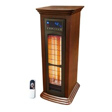 Lifezone 1500 Watts Infrared Tower Heater with Remote