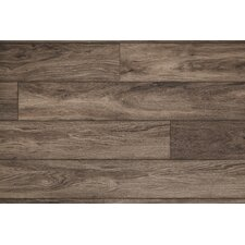 "Restoration™ Wide Plank 8"" x 51"" x 12mm Laminate in Storm"