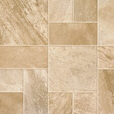 "Revolutions™ Tile 16"" x 51"" x 8mm Adirondack Laminate in Dusty Canyon"