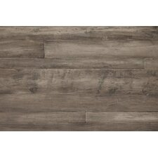 "Antigua 7"" Solid Shiranga Hardwood Flooring in Ash"