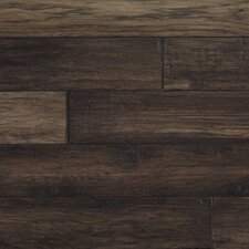 "Mountain View 5"" Hickory Hardwood Flooring in Smoke"