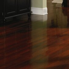 "Revolutions™ Plank Diamond Bay 5"" x 51"" x 12mm Kingston Mahogany Laminate in Caribbean Sunrise"