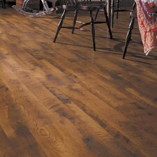 "Coordinations™ 8"" x 51"" x 8mm Oak Laminate in Antique Barn"