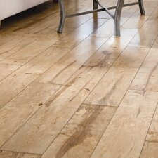 "Restoration™ Wide Plank 8"" x 51"" x 12mm Laminate in Natural"