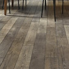 "Restoration™ 6"" x 51"" x 12mm Oak Laminate in Winter"