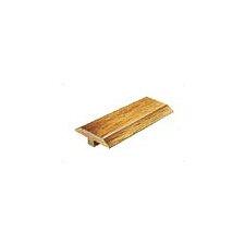 Oak T-Molding in Saddle (Carton of 5 Pieces)