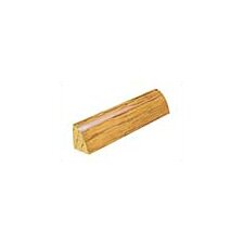 Hickory Quarter Round in Natural (Carton of 5 Pieces)