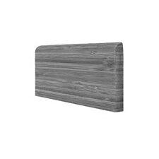 "3.5"" x 0.5"" x 74"" Wall Base in Flat Grain Caramelized"