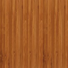 "Studio Floating Floor 7-11/16"" Bamboo Hardwood Flooring in Caramelized Vert"