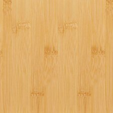 "Studio Floating Floor 7-11/16"" Bamboo Hardwood Flooring in Natural"