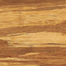 "Synergy Floating Floor 7-11/16"" Bamboo Hardwood Flooring in Brindle"