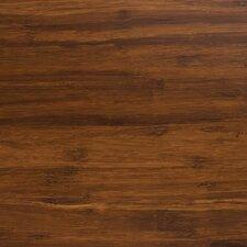 "Synergy Floating Floor 7-11/16"" Bamboo Hardwood Flooring in Java"