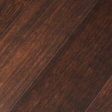 "Portfolio 5"" Engineered Bamboo Hardwood Flooring in Darby Brown"